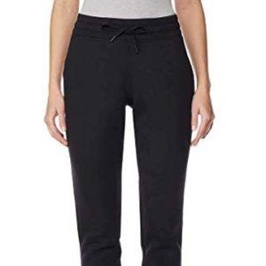 32 Degrees Ladies' Tech Fleece Jogger Pant Black